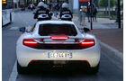 McLaren - Car Spotting - Formel 1 - GP Monaco - 24. Mai 2013