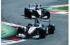 McLaren Coulthard Häkkinen 1998