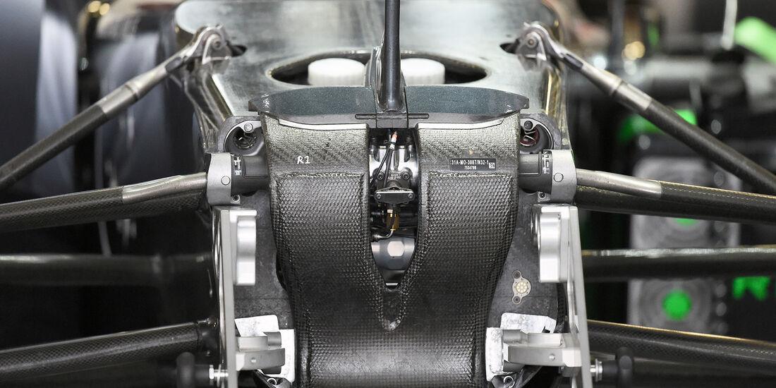 McLaren - F1-Technik 2016