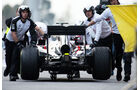 McLaren - F1-Test Barcelona - 2015