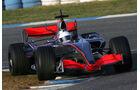 McLaren - Fernando Alonso - F1-Test - 2006