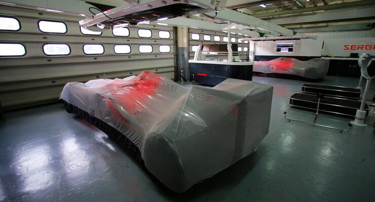 McLaren - Formel 1 - 2013
