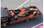McLaren - Formel 1 - GP Bahrain 2017