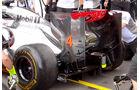McLaren - Formel 1 - GP Belgien - Spa - 30.8.2012