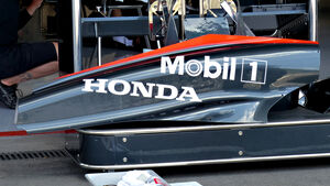 McLaren - Formel 1 - GP Belgien - Spa-Francorchamps - 20. August 2015