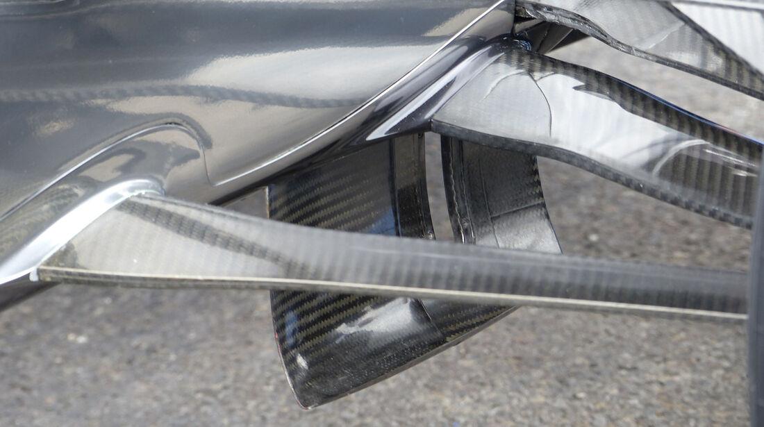 McLaren - Formel 1 - GP Belgien - Spa-Francorchamps - 21. August 2014