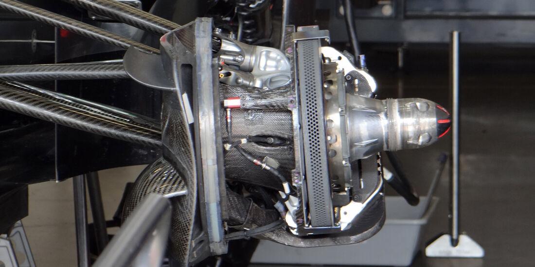 McLaren - Formel 1 - GP Deutschland - 6. Juli 2013