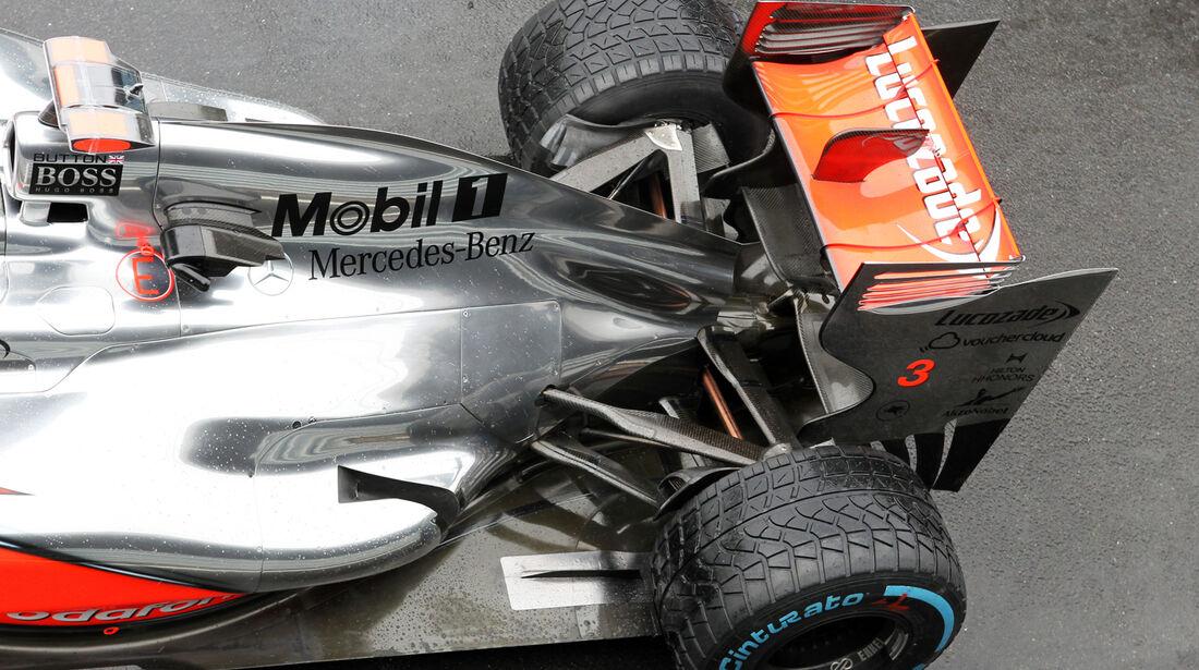 McLaren - Formel 1 - GP England - Silverstone - 6. Juli 2012