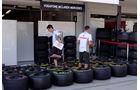 McLaren - Formel 1 - GP Japan - Suzuka - 4. Oktober 2012