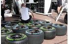 McLaren - Formel 1 - GP Monaco - 21. Mai 2014