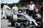 McLaren - Formel 1 - GP Österreich 2014