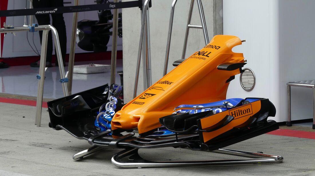 McLaren - Formel 1 - GP Österreich - 29. Juni 2018