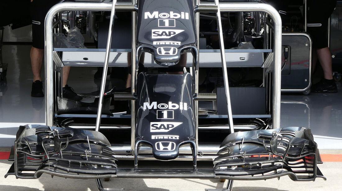 McLaren - Formel 1 - GP Österreich -  30. Juni 2016