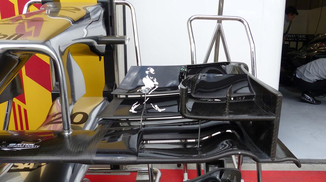 McLaren - Formel 1 - GP Österreich - Spielberg - 21. Juni 2014