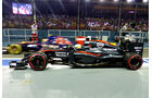 McLaren - Formel 1 - GP Singapur 2015