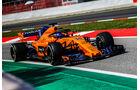McLaren - Formel 1 - GP Spanien 2018