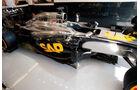 McLaren - Formel 1 - GP USA - 30. Oktober 2014