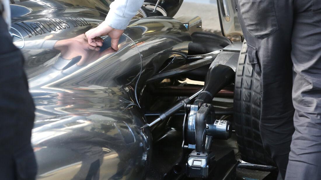 McLaren - Formel 1 - Test - Jerez - 29. Januar 2014