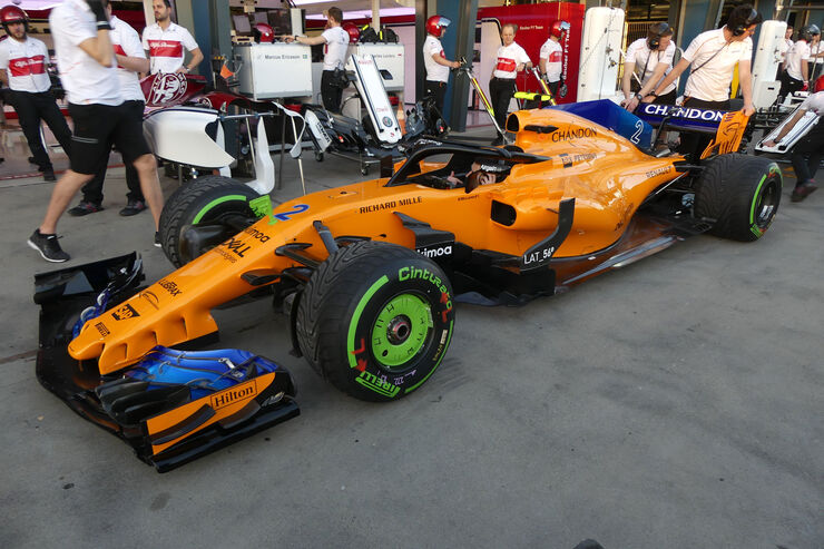 McLaren-GP-Australien-2018-Melbourne-Alb