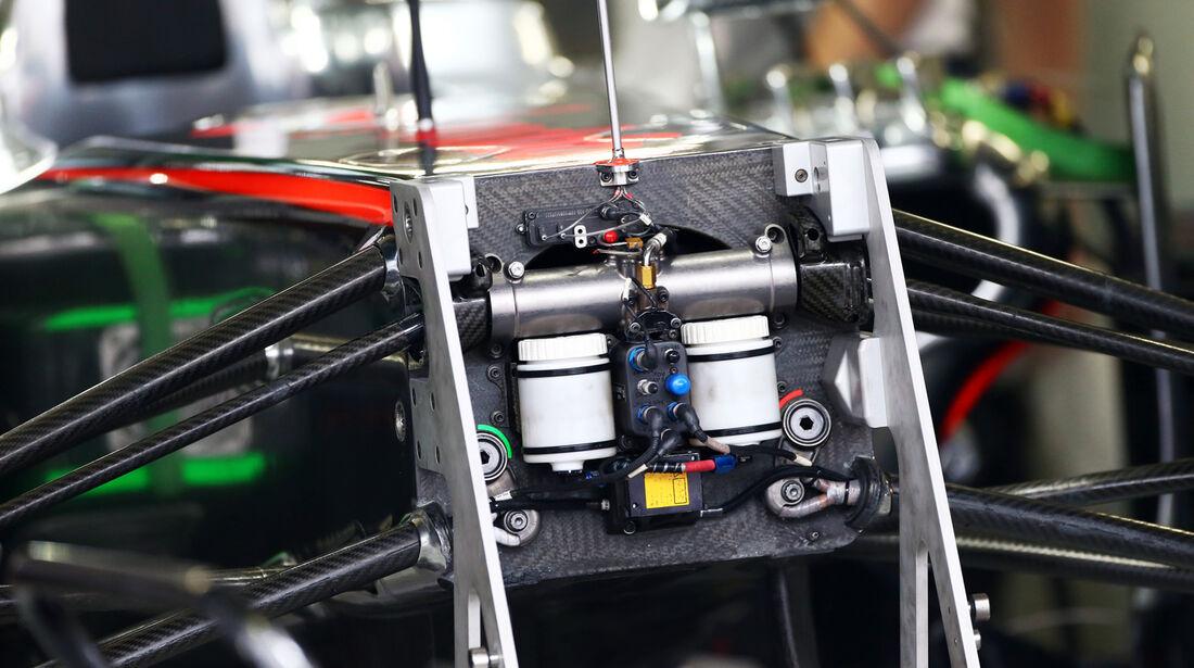 McLaren - GP Brasilien - 23. November 2013
