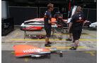 McLaren - GP Brasilien - 24. November 2011