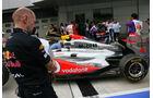 McLaren GP China 2011