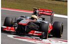 McLaren GP China 2013