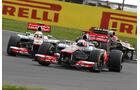 McLaren GP England 2012