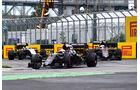 McLaren - GP Kanada 2016