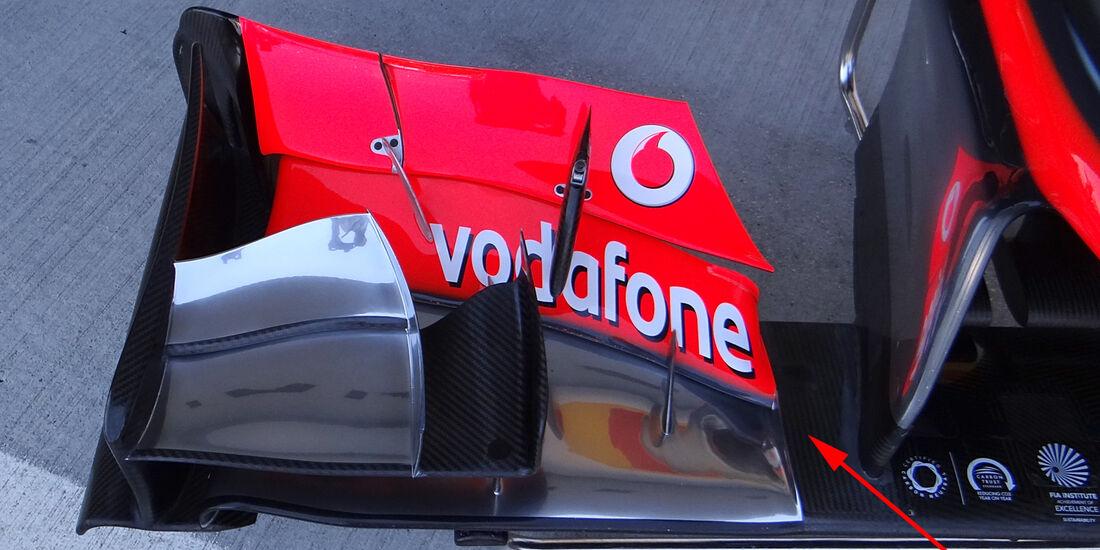 McLaren - GP Korea 2013