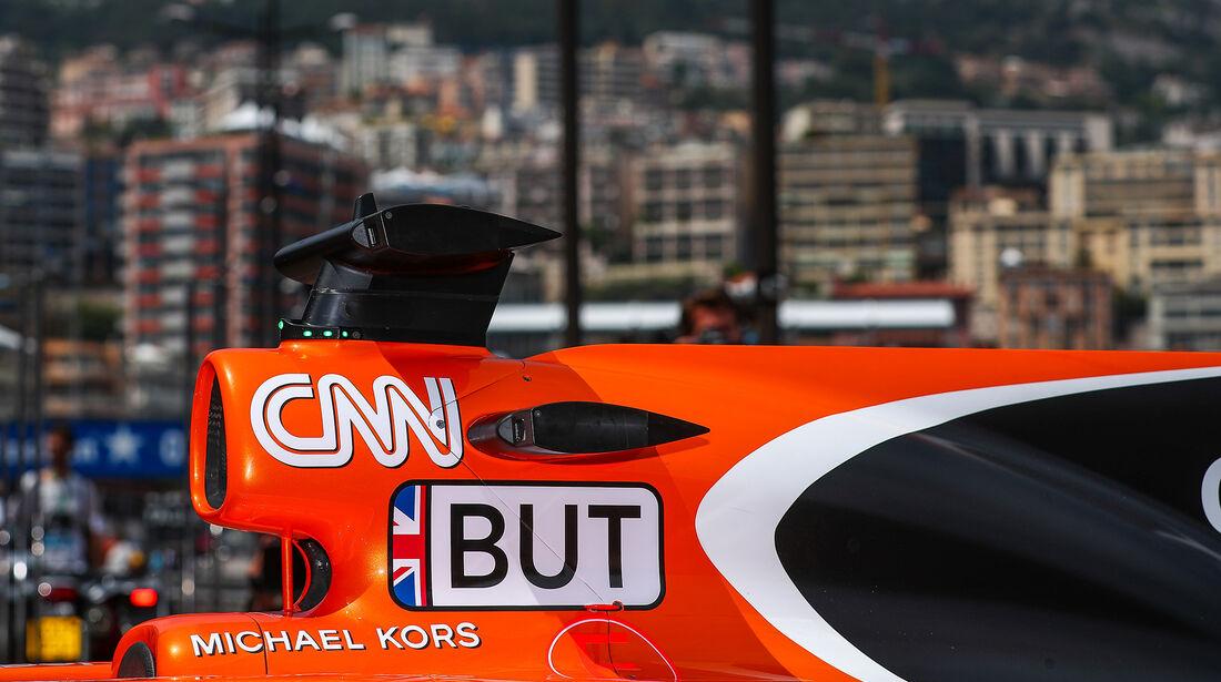 McLaren - GP Monaco - Formel 1 - 24. Mai 2017