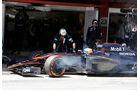 McLaren - GP Spanien 2015