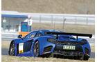 McLaren GT3, Heck