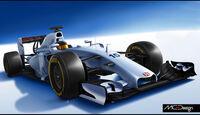 McLaren-Honda - 2015 - Studie