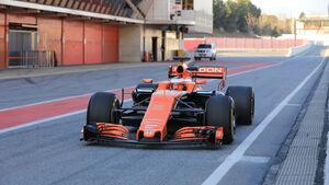 McLaren-Honda MCL32 - F1 2017 - Rennwagen