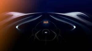 McLaren Hypercar BP23