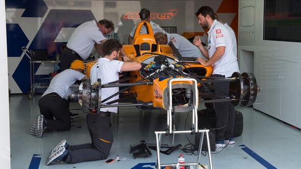 McLaren - IndyCar - 2019