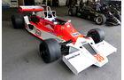 McLaren M26 - F1 Grand Prix-Klassiker - GP Singapur 2014