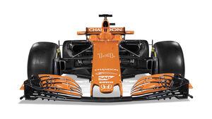 McLaren MCL32 - Formel 1 - 2017