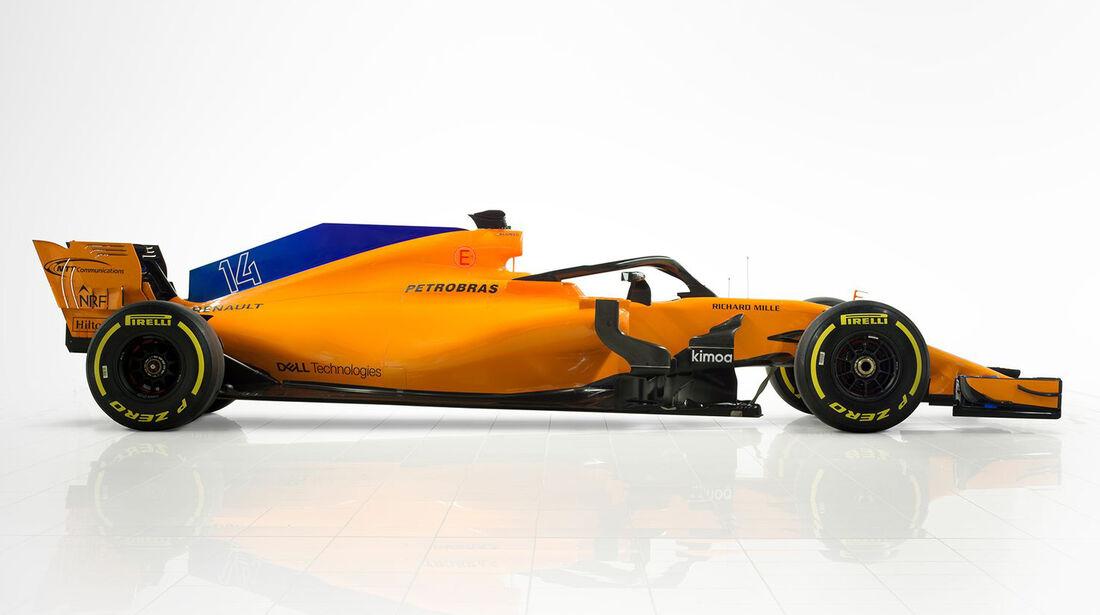 McLaren MCL33 - F1-Auto 2018