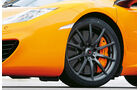 McLaren MP4-12C, Felge, Rad