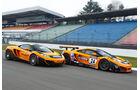 McLaren MP4-12C GT3, Dörr-McLaren MP4-12C Clubsport, Seitenansicht