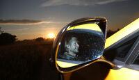 McLaren MP4-12C Spider, Seitenspiegel, Marcus Peters