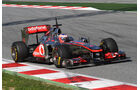 McLaren MP4-26 Button Formel 1 Test Barcelona 2011