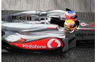 McLaren MP4-26, Heckflügel