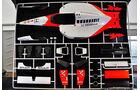 McLaren MP4/6 Bausatz