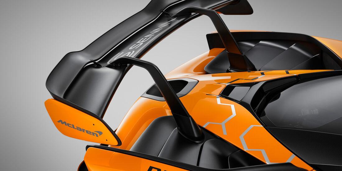 McLaren Senna GTR Concept Genf 2018