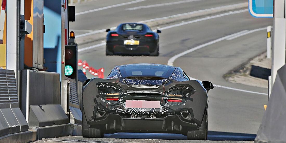 McLaren Sports Series - Sportwagen - P13