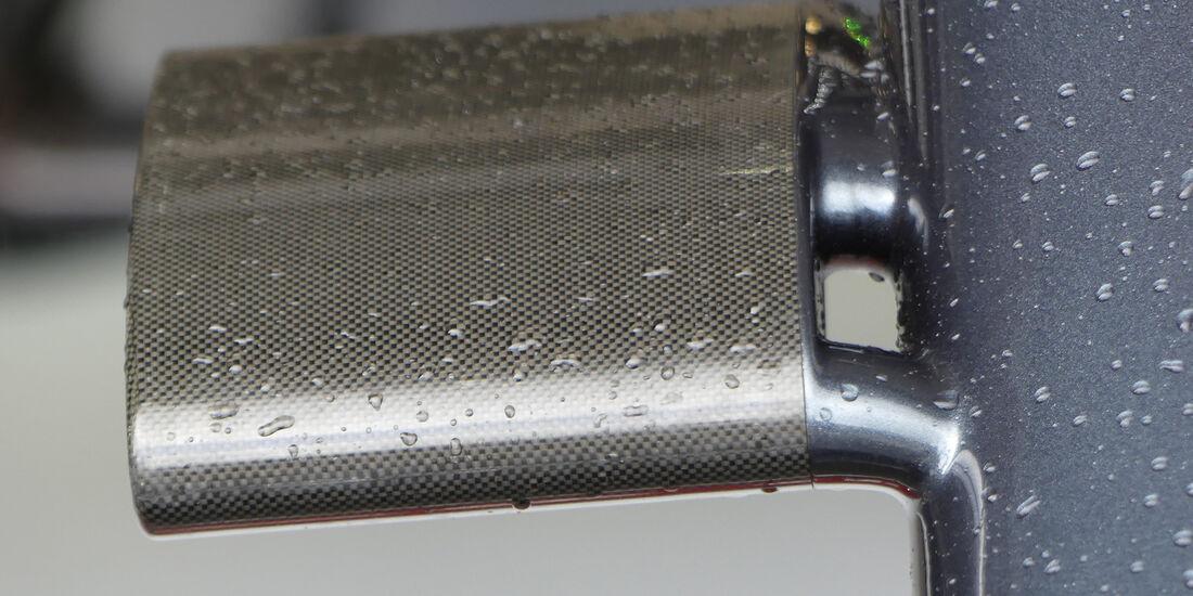 McLaren - Technik - GP Australien 2016