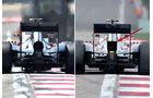 McLaren - Technik - GP China / GP Bahrain - Formel 1 - 2015